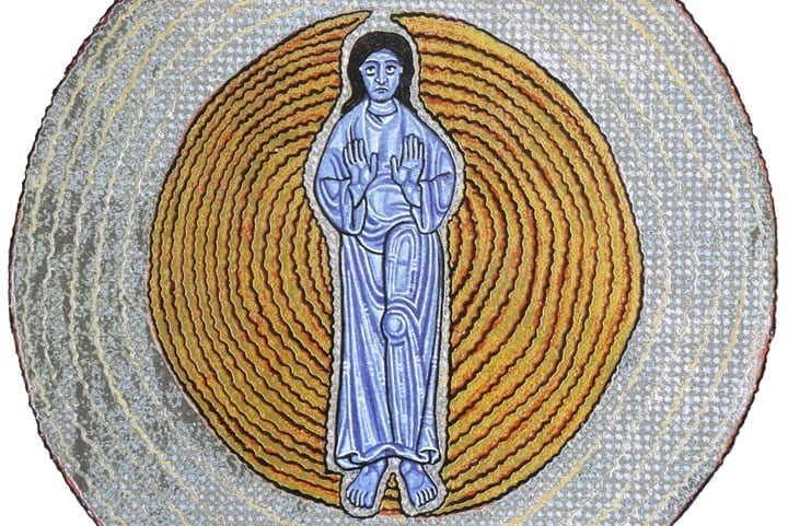 Hildegard Mensch
