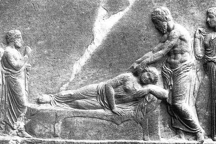 Asklepios Tempelschlaf