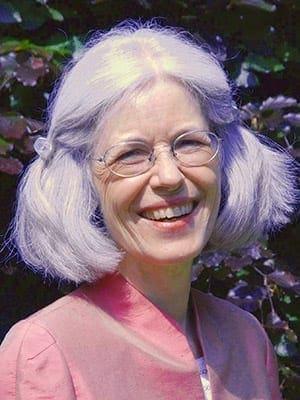 Dozent Ruth Mandera