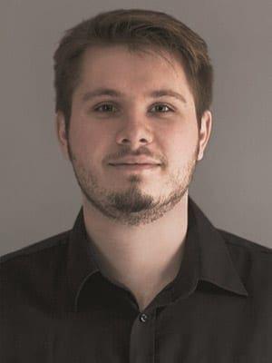 Dozent Tobias Eisenkolb